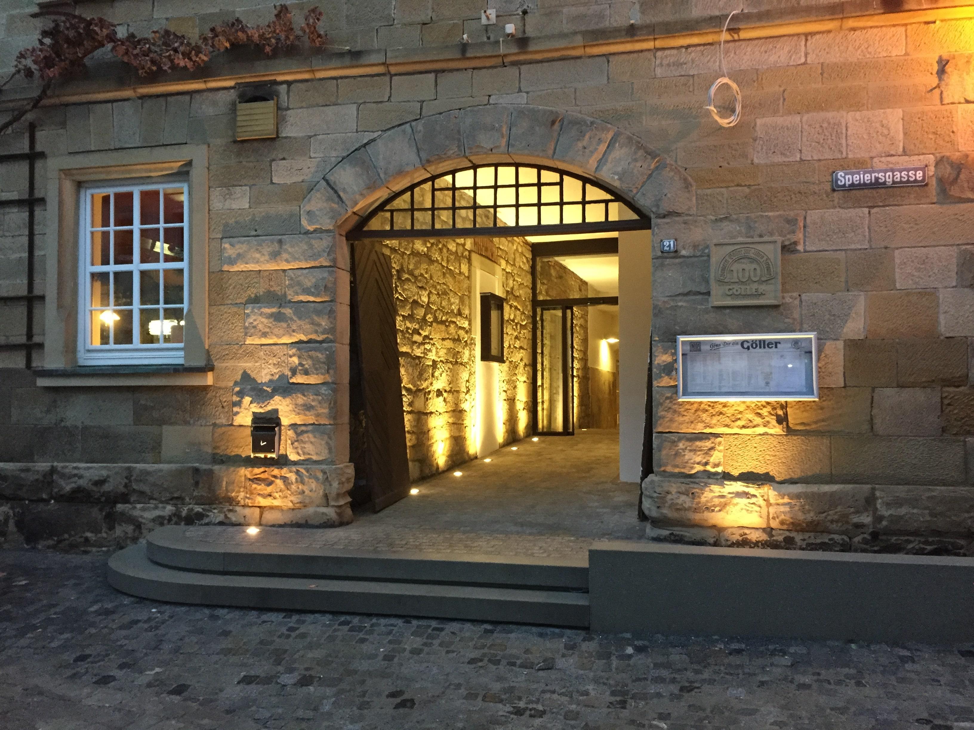 Umbau Und Sanierung Zur Alten Freyung Brauerei Goller In Zeil Hubertus Gieb Architketur Gmbh